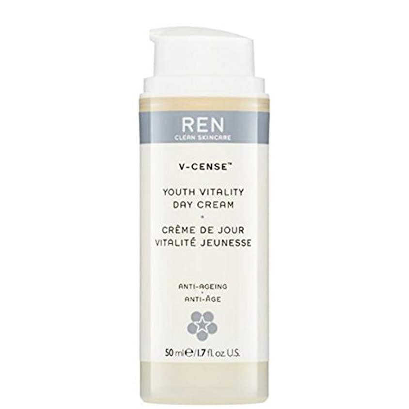 ボウリング連続的異形REN V-Cense Revitalising Night Cream - の-リバイタライジングナイトクリーム [並行輸入品]