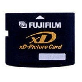 Fujifilm xD-Picture Card DPC-H1GB (1 GB) geheugenkaart