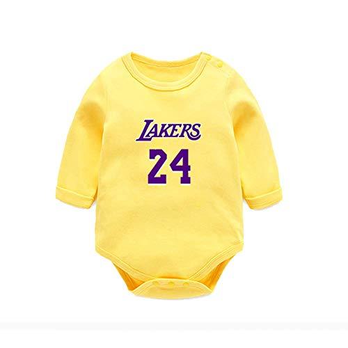 ZHYIYI Baby Basketball Trikot Atmungsaktive Feder Baumwolle Langarm Baby Offset Trikot Bequeme Männer Und Frauen Baby Basketball Trikot Gesundheit Und Umweltschutz