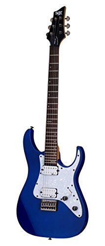 Schecter 3854 - Guitarra eléctrica, color electric blue