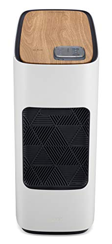 ConceptD 500 CT500-51A Desktop met processor Intel Core i9-9900K, RAM 32 GB DDR4, 1 TB SSD + 2 TB HDD, grafische kaart Nvidia Quadro P2200 5 GB, Windows 10 Professional, wit