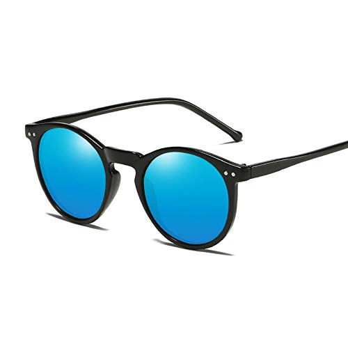 Gafas de Sol Sunglasses Diseñador De La Marca Gafas De Sol Polarizadas Mujeres Hombres Zapatos De Conductor Hombres Retro Gafas De Sol Mujer Vintage Ojo De Gato Lujo Azul