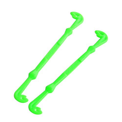 Aluminum Alloy Fishing Tackle Hook Tier Fishing Line Tying Tool with Sub-Line Tie Knots Tie Loop Tyer Fishhook Remover 2