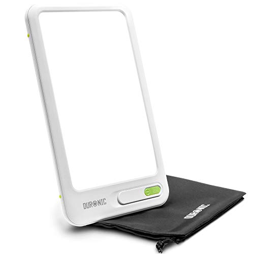 Duronic Tablet SADT2 - SAD Light Therapy Box for Seasonal Affective Disorder - 10,000 Lumens Lamp