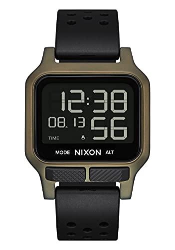 Nixon Reloj Digital para Hombre de con Correa en Silicona A13201085-00