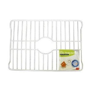 Better Houseware 1487/W Large Sink Protector Grid, White