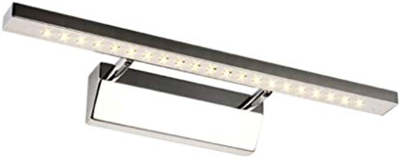 EU15 Wasserdichte Antifog-LED-Wandleuchte für das Badezimmer. Zubehr für Badezimmer (Farbe   Warm Light-40cm)