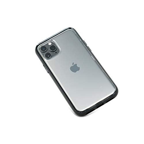 Mous - Transparent Clear Protective Case for iPhone 11 Pro Max - Clarity - No Screen Protector