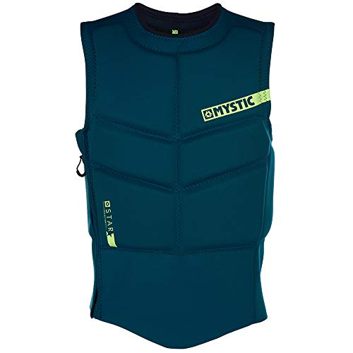 Mystic Star Side-Zip Impact Vest 2020 - Teal XS