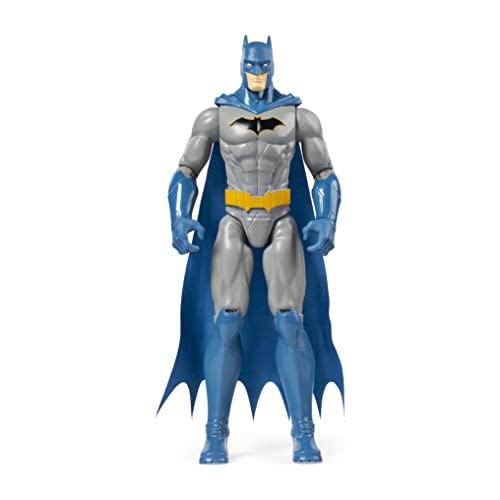 BATMAN, 12-Inch Rebirth Blue BATMAN Action Figure