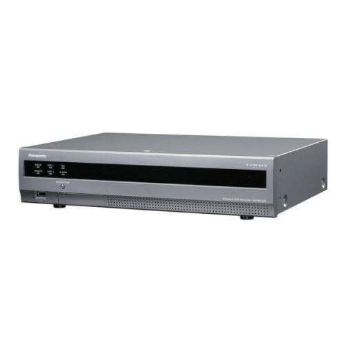 Panasonic wj-nv200/4TB de Red de DVD para MAX. 16Cámaras IP 2x 2TB...
