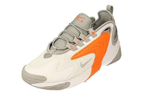 Nike Zoom 2K, Scarpe da Ginnastica Uomo, Bianco, 44 EU
