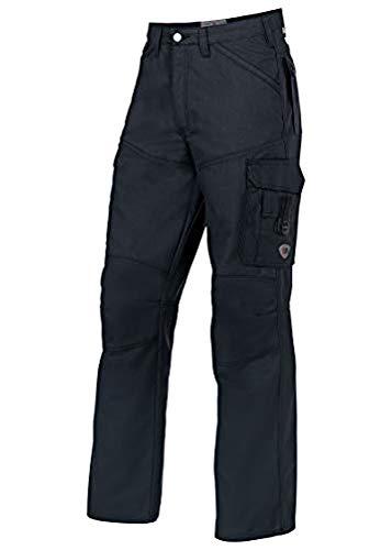 BP 1466-560-32-52 Arbeitshosen, mit Taschen, 310,00 g/m² Stoffmischung, schwarz ,52
