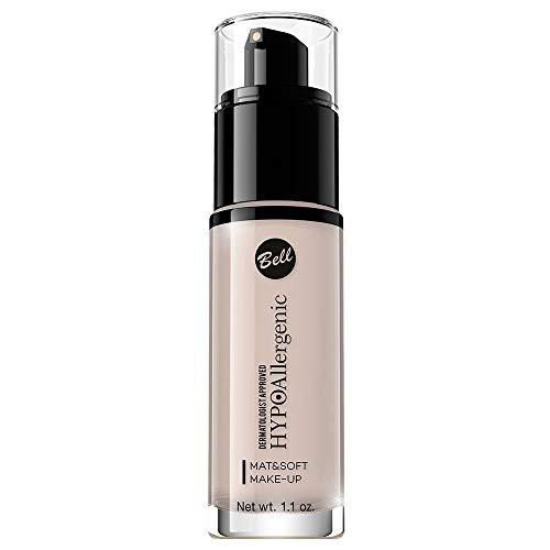 BYS Maquillage - Fond de teint Mat Hypoallergénique