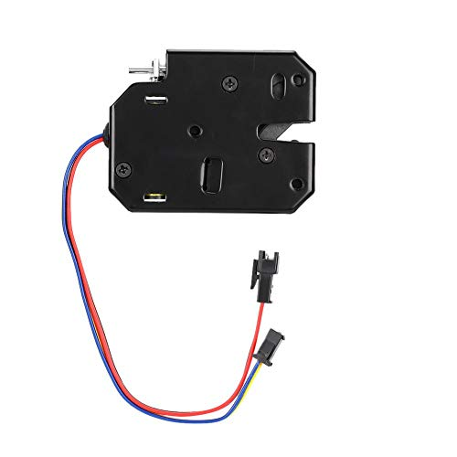 Elektroschloss, Elektroschloss Magnetverschluss für Schrank Schublade Tür Access Control System (DC 24V)