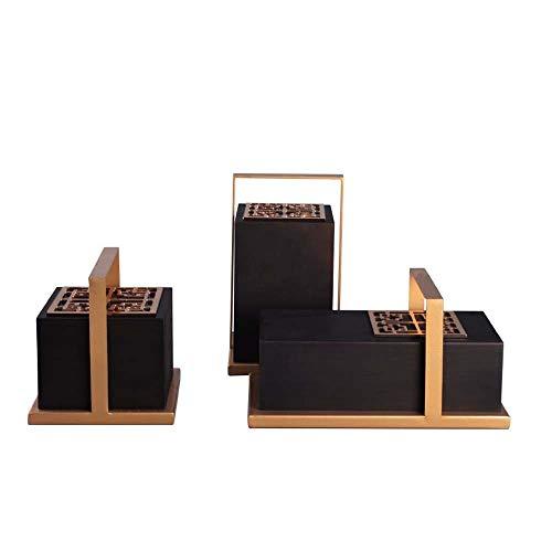 KK Zachary Nach Den Neuen Chinesischen Modernen Wohnzimmer Ornamente Kreative Stempel Zen Modellraum Hotellobby Metallkombination Dekorationen 3
