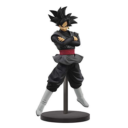 Banpresto Figura Goku Black Chosenshi Retsuden Dragon Ball Super 17cm, 16304
