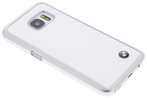 BMW bmhcs7mbs Hard Cover in Alluminio Spazzolato Signature Collection per Samsung Galaxy S7, Blister Argento