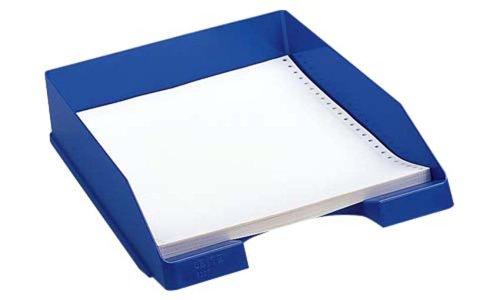 Leitz Plus Standard Briefkorb, A4, Blau, 52270035