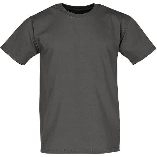 Fruit of the Loom - T-Shirt \'Valueweight T\', Größe:XL, Farbe:dunkelgrau meliert