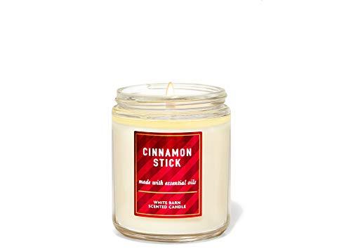 White Barn Bath and Body Works 'Cinnamon Stick' Single Wick Candle