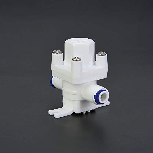 Semiter 1 4 Valvola di riduzione RO, valvola di riduzione RO PP per Uso Alimentare, per depuratore d Acqua ad osmosi inversa