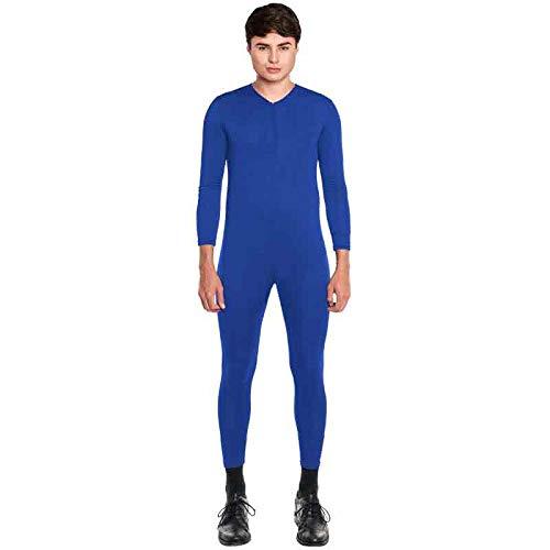 Mono Maillot Azul Adulto Unisex (S) (+ Tallas)