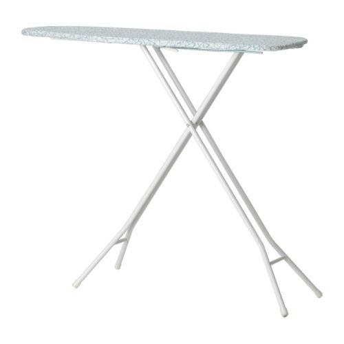 Ikea RUTER -Bügelbrett weiß - 108x33 cm