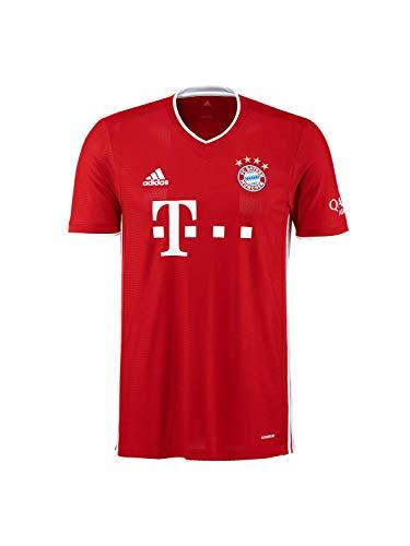FC Bayern München Home-Trikot Saison 2020/21, Gr. M, ohne Flock
