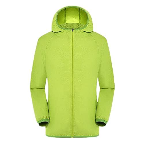 Chaqueta de primavera de las señoras chaqueta cortavientos ropa de verano protector solar ultra ligero