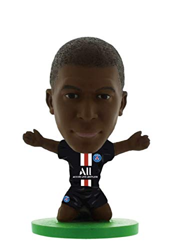 SoccerStarz Paris St Germain Kylian Mbappe Heimtrikot (Version 2020) / Figuren