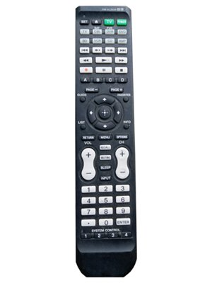 Universal Replacement Remote Control Fit for RM-U305 for Sony AV STR-K402 STR-K502 STR-K502P STR-K502S STR-DB1070 STR-DB870