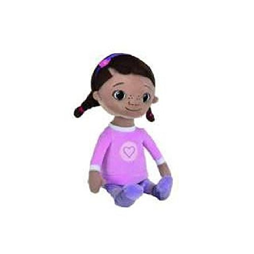 Disney Doc McStuffins - Peluche, talla y personajes diferentes Talla:25 cm