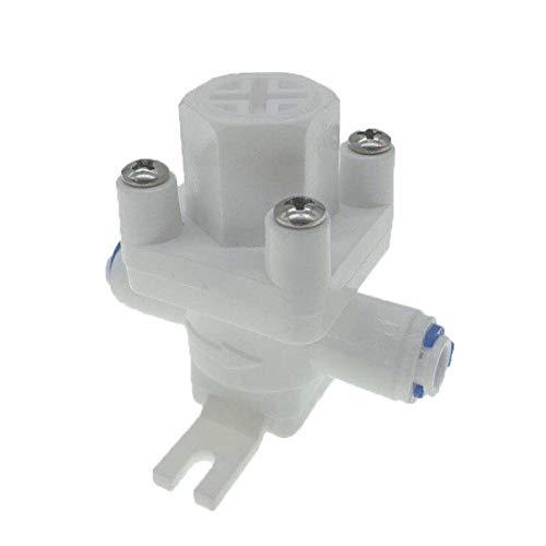 """Conduit & Fittings 10pcs RO Wasserdruckentlastungsventil Wasserdruck Minderer 1/4"""" 3/8"""" OD Schlauchschnellverbindung RO Umkehrosmose-Anlage (Specification : 38)"""