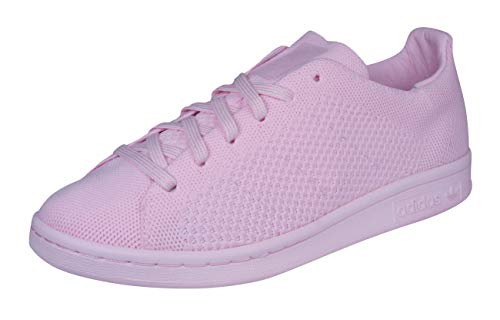 adidas Originals Shoes Stan Smith Prime Knit Shoes - Semi Pink Glow
