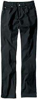 [nissen(ニッセン)] すごのび ストレッチ ツイル ストレート パンツ もっともっとゆったり太もも 股下73cm 大きいサイズ レディース