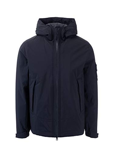 Stone Island Luxury Fashion Herren 731541627V0029 Schwarz Polyester Jacke   Herbst Winter 20