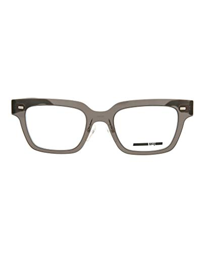 McQ Alexander McQueen Unisex Square/Rectangle Optical Frames MQ0010O-30000074-001