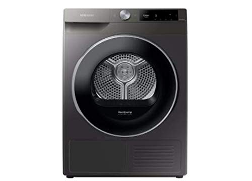 Samsung Series 6 DV90T6240LN/S1 with OptimalDry™, Freestanding Heat Pump Tumble Dryer, 9 kg,...