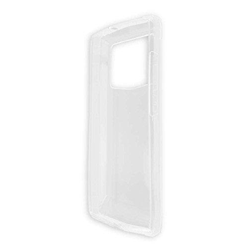 caseroxx TPU-Hülle für Oukitel K10000 Pro, Handy Hülle Tasche (TPU-Hülle in transparent)