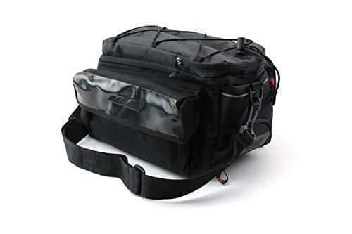 KTM Gepäckträgertasche Fahrradtasche schwarz 16 Liter Racktime Snap it
