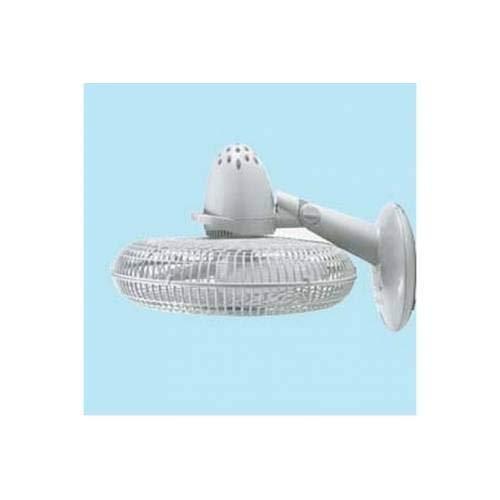Vortice Wand- en plafondventilator met afstandsbediening en timer, stil en krachtig, diameter 40 cm, Gordon W 40 LG, 1 stuk wit 30 cm wit