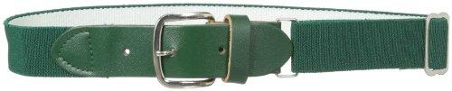 Wilson Sporting Goods Youth Elastic Baseball Belt, 18-22-Inch, Dark Green