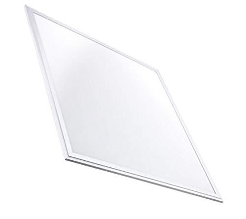 (LA) Panel LED Slim 60x60 cm. 40W. Blanco Frío (6500K). 3200 Lumenes Reales. Driver incluido.