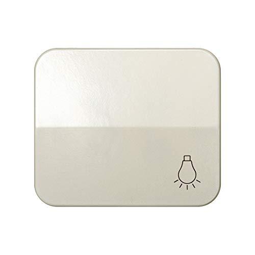 Simon - 75018-31 tecla pulsador luz s-75 marfil Ref. 6557531206