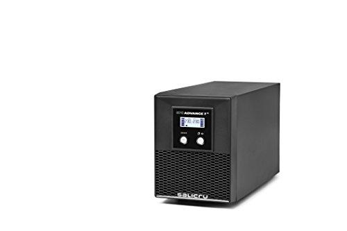 Salicru SPS 1500 Advance T – Sistema de Alimentación Ininterrumpida (SAI/UPS) de 1500 VA Line-Interactive senoidal Torre