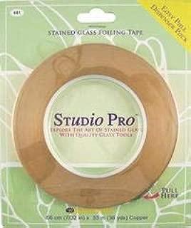 Studio Pro 7/32-Inch Copper Foil