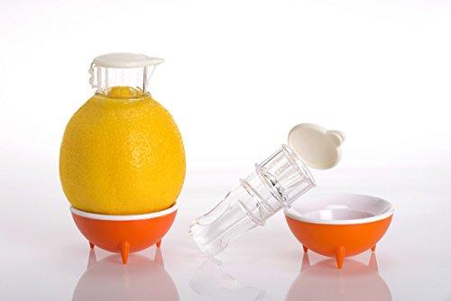 SAFTI Entsafter (Orange)