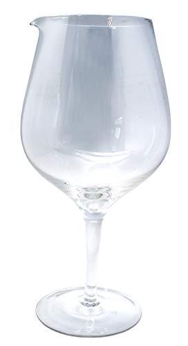 Vin Bouquet Fia 361 - Copa Decantador Vino de Cristal 1,7 litros, decantador con forma de Copa de Vino, Transparente