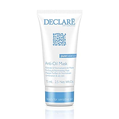 Declare Pure Balance Anti Oil Mask from Declare
